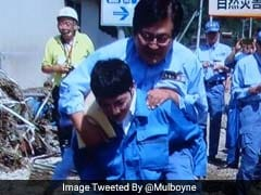 Senior Japanese Minister Shunsuke Mutai, Carried Over Flood Waters Last Year, Resigns