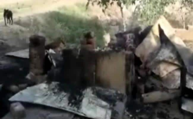 Meat Shops Set On Fire In UP's Hathras, Police Blame 'Anti-Social Elements'