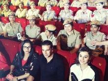 <i>Naam Shabana</i>: Akshay Kumar Hosts First Screening For Women Cops