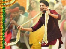 <i>Rarandoi Vedukachudham</i>: Nagarjuna Shares First Poster Of Son Naga Chaitanya's Film