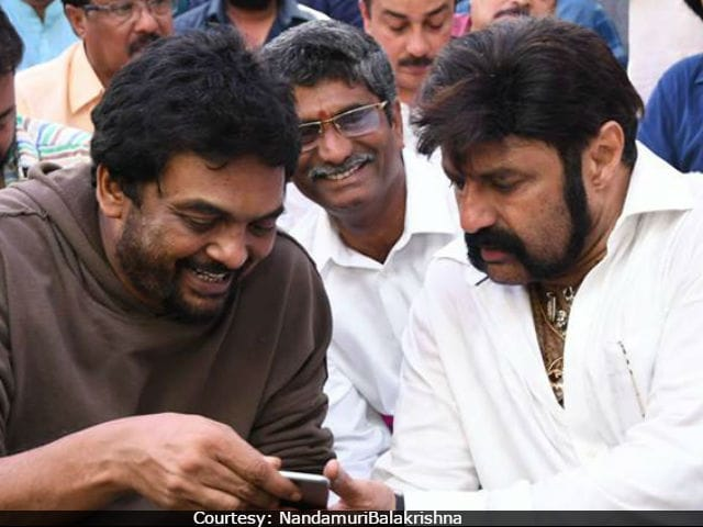 Puri Jagannadh Shoots 'Massive' Action Sequence For Nandamuri Balakrishna's Next Film