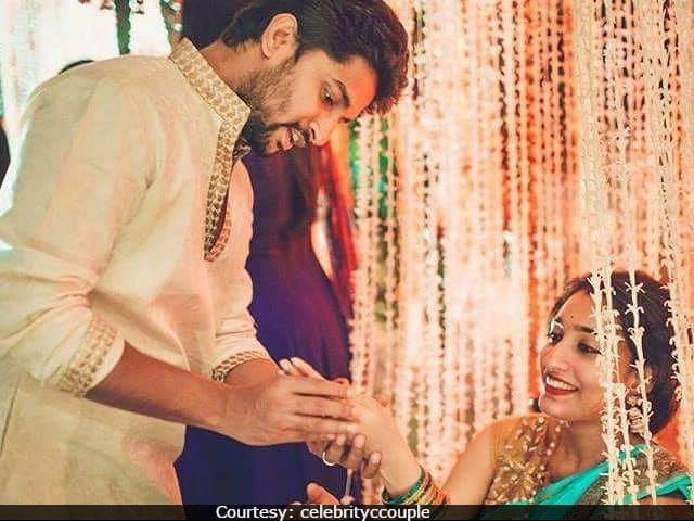 Nani And Anjana Married In 2017 Courtesy Celebrityc