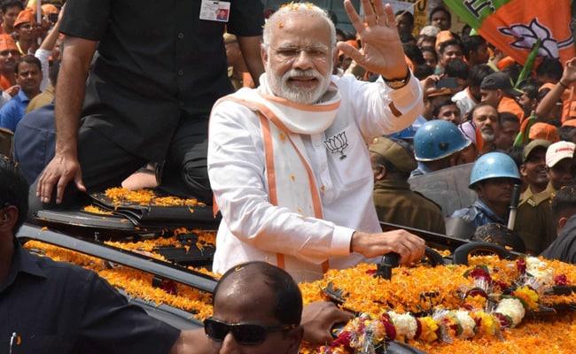 प्रधानमंत्री नरेंद्र मोदी ने कहा, उभर रहा है 'नया भारत'