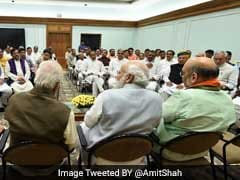 Get Cracking: PM Narendra Modi's Message To Gujarat Lawmakers To Retain Stronghold