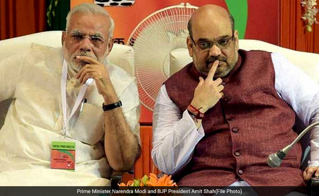 Opinion: Modi Should Offer Shah His 56-Inch Chest For Succour