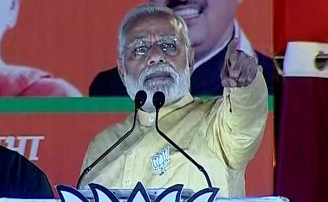 जिन्होंने गरीबों को लूटा है, उन्हें वह राशि लौटानी होगी : पीएम नरेंद्र मोदी