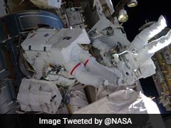 NASA Astronauts Lose Key Piece Of ISS Shield, And Now It's Floating Free In Space