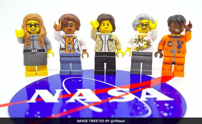 Lego's New Toy Set Celebrates The Women of NASA
