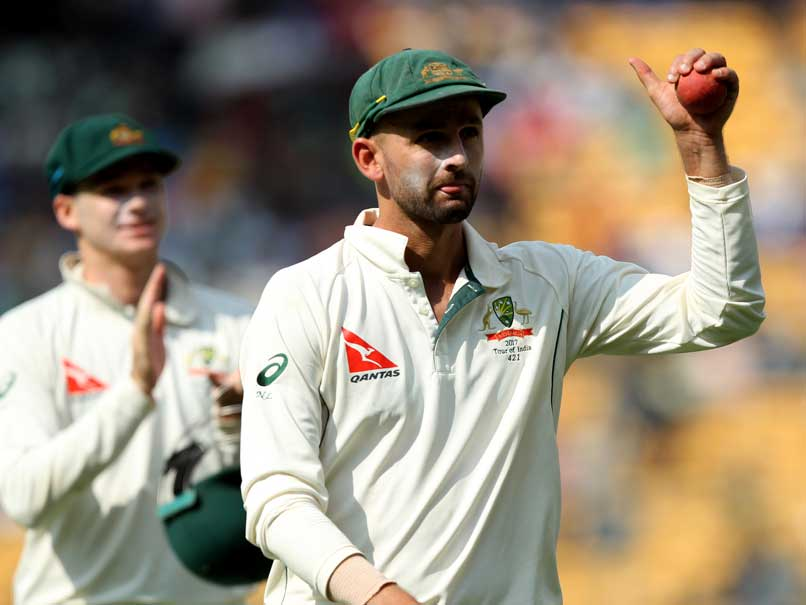 Nathan Lyon Helps Australia Dominate Day 1 vs India