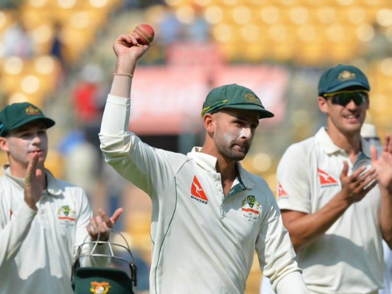 Nathan Lyon Becomes Highest Wicket-Taker For Australia vs India