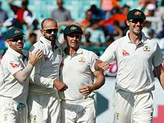 India vs Australia: Nathan Lyon Dents Hosts' Charge After Cheteshwar Pujara, KL Rahul Fifties