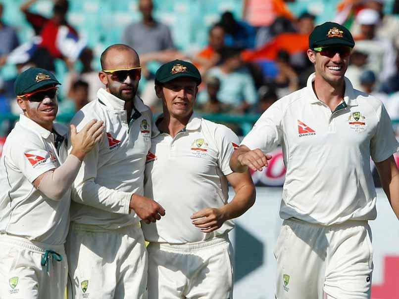 India vs Australia: Nathan Lyon Dents Hosts