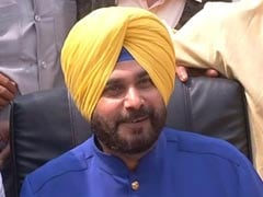 "Navjot Sidhu Apologises For ""Unknowingly"" Hurting Sikh Sentiments"