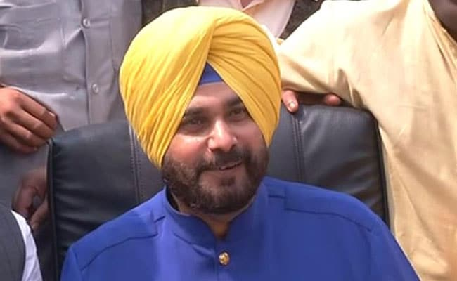 'Amarinder Singh Has His Opinion, I've Mine': Navjot Sidhu Drops A Hint