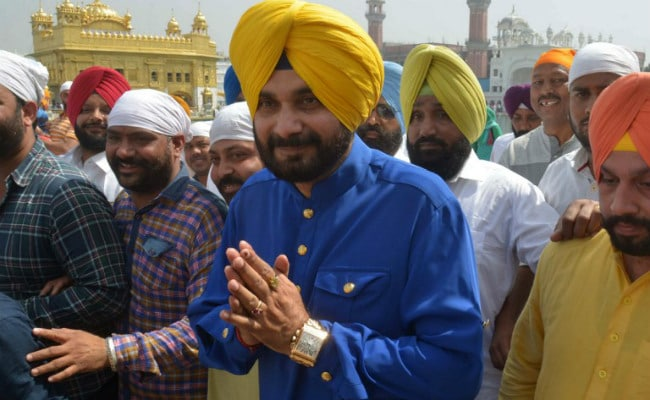 'Have Sought Clearance For Imran Khan Swearing-In': Navjot Singh Sidhu