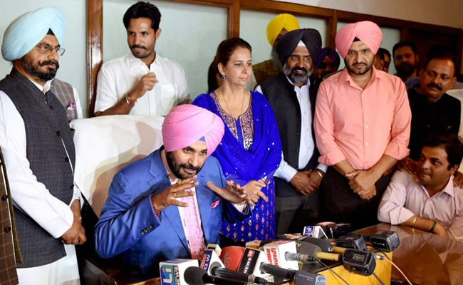 Need TV Appearances To Feed My Family, Says Punjab Minister Sidhu
