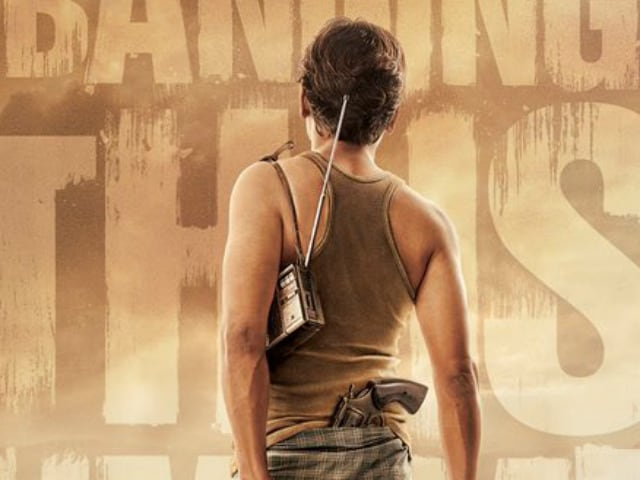 Babumoshai Bandookbaaz Poster: Nawazuddin Siddiqui Returns As A Gunman