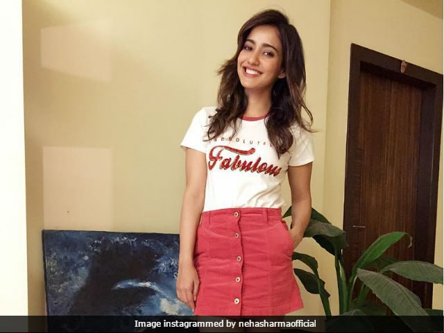 Neha Sharma Says She Has Done Well In The Industry Without Any Guidance