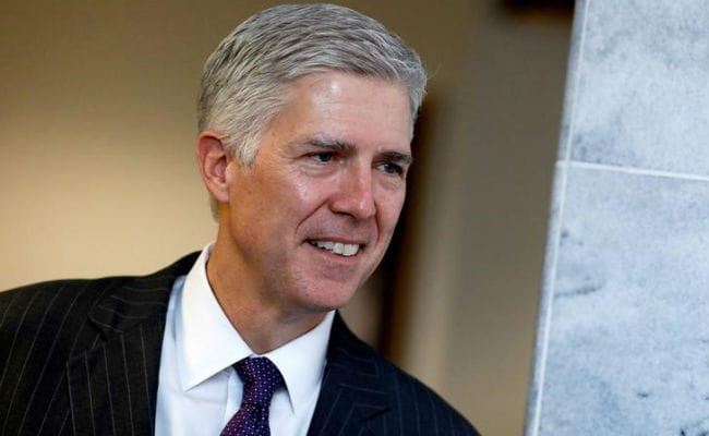 Democrats Doubt Donald Trump's US Supreme Court Nominee Neil Gorsuch