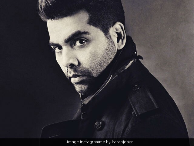 Karan Johar Says 'I'll Run' On Hearing Kangana Ranaut's Name