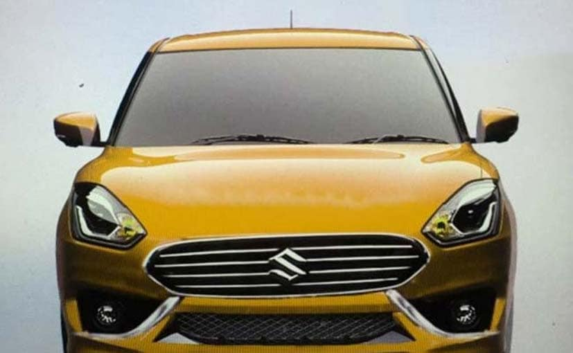 Next-Generation Maruti Suzuki Swift DZire Spotted Without ...
