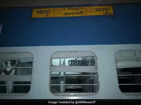 Eight coaches of Mahakoshal Express derail near Uttar Pradesh\'s Kulpahar, rescue operations underway. More details awaited