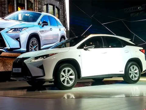 Toyota\'s premium brand Lexus introduced in India: Tap for details on price and specs