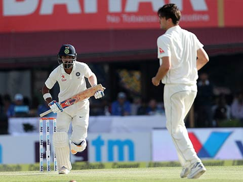 India (332, 106/2) beat Australia (300, 137) by 8 wickets to win 4th Test in Dharamsala, clinch series 2-1