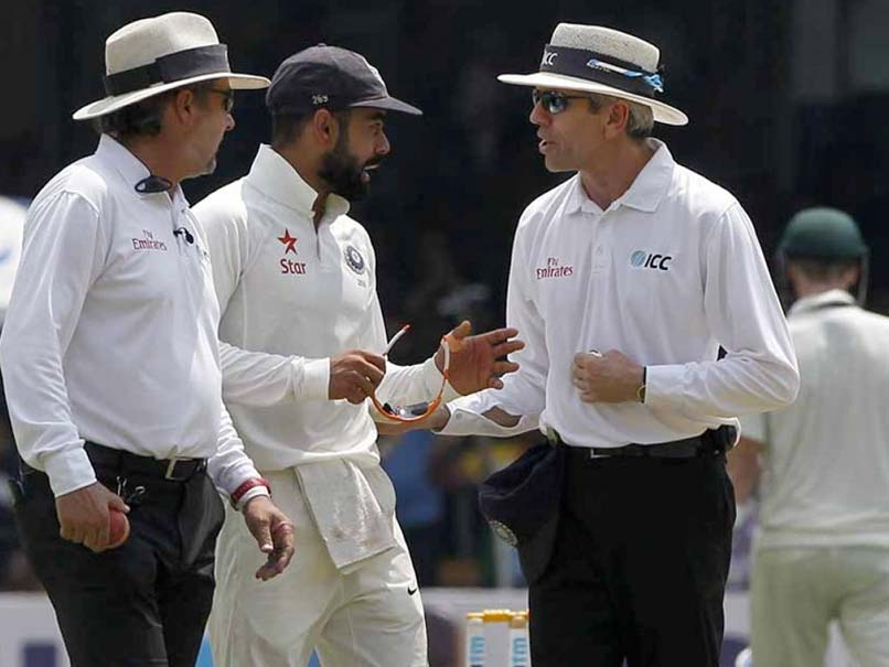 India Vs Australia: ICC Names New Officials For The Remaining Two Test Matches