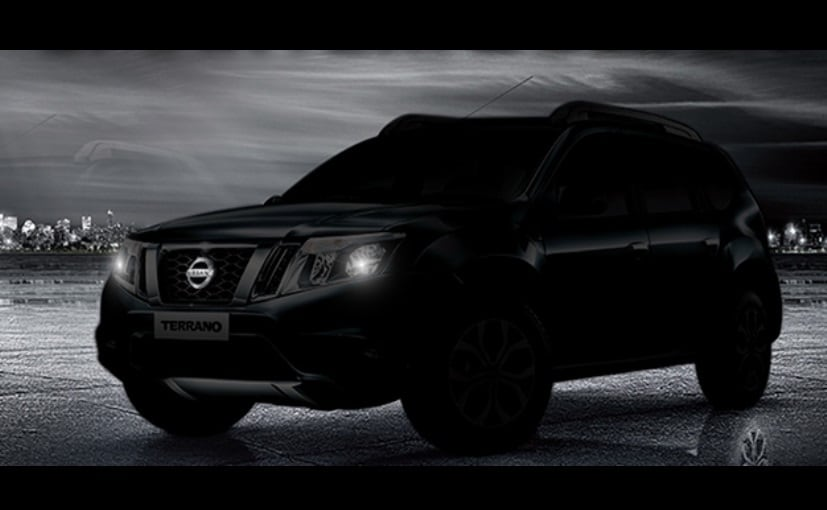 2017 Nissan Terrano Facelift Launch Date Announced