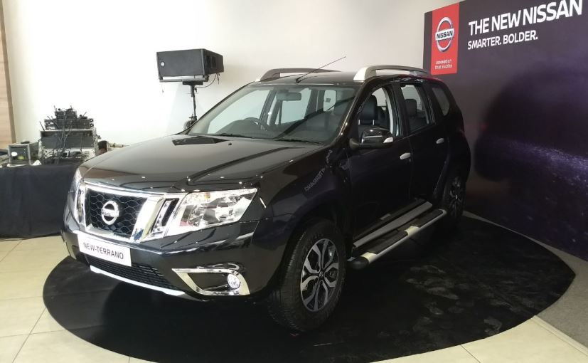 2017 Nissan Terrano: New Features Explained