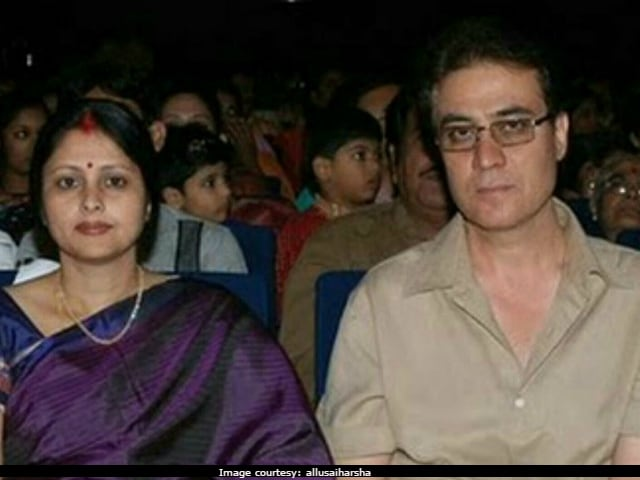 Nitin Kapoor, Jayasudha's Husband And Jeetendra's Cousin, Allegedly Commits Suicide