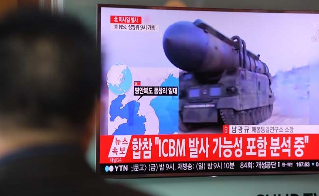 North Korea Launches 4 More Missiles, Three Land In Japanese Waters