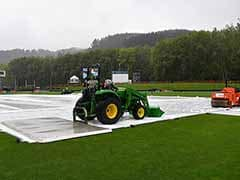 Rain Washes Out First New Zealand-South Africa Test
