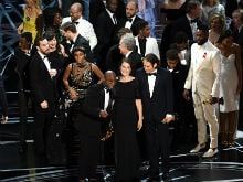 Oscars 2017: <i>Moonlight</i> Director Describes Oscar Shocker As 'Messy But Gorgeous'