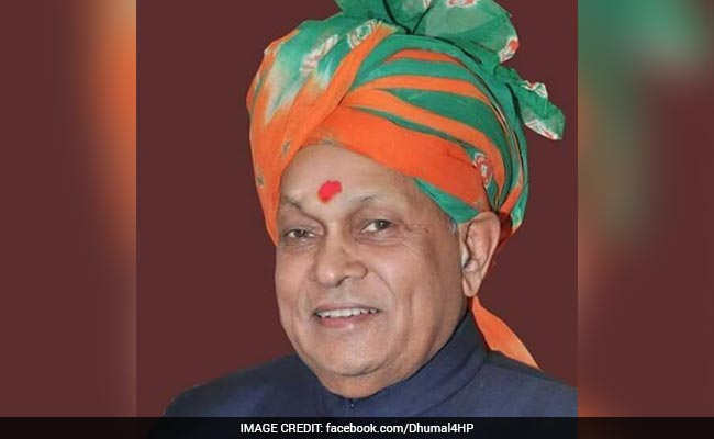 Will Abolish RUSA If BJP Comes To Power, Says Himachal Pradesh Ex-CM P K Dhumal