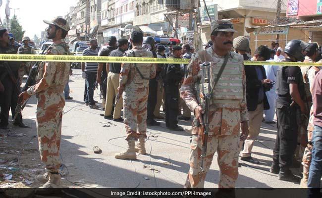 पाकिस्तान के पाराचिनार में धमाका, 24 की मौत, 100 घायल