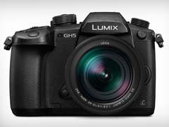 Panasonic launches flagship 'LUMIX GH5' camera in India