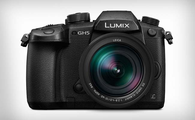 LUMIX GH5 is capable of recording high precision 4k 60p/50p video recording