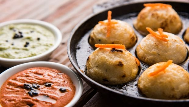 Paniyaram or Paddu, the Popular South Indian Snack You Need to Bite Into