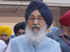 I Am Not In Presidential Race: Parkash Singh Badal