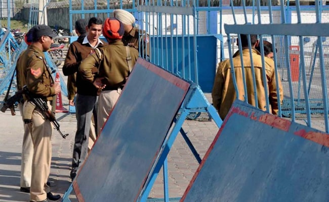 Pathankot Airbase Station On High Alert; Massive Search Ops On