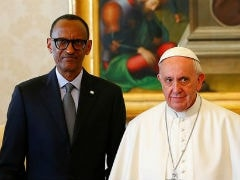 Pope Francis Apologises For Church's Role In 1994 Rwanda Genocide