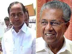 Kerala, Telangana Chief Ministers Discuss Ease Of Doing Business, IT Use