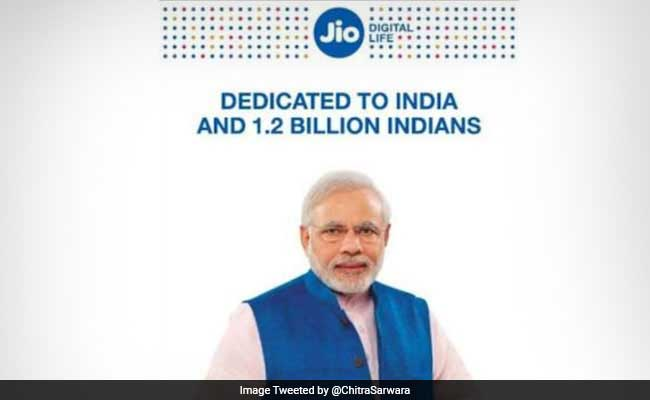 Jio, Paytm apologise for using PM's photo in their ads