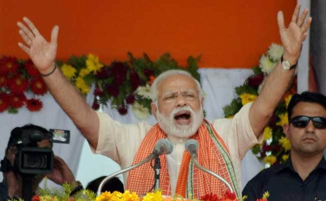 UP Elections 2017: Rivals To Get 'Electric Shock' After UP Poll Results: PM Narendra Modi