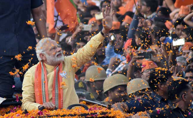 Election Results 2017: BJP Reception For PM Narendra Modi In Evening - And Uttar Pradesh Decision
