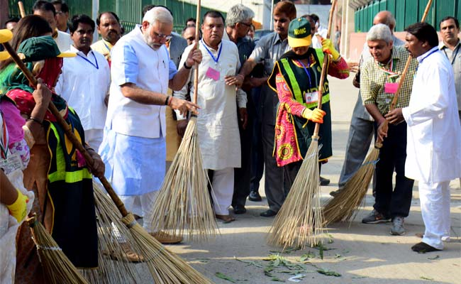 UN Expert Finds Faults In Swachh Bharat Mission, Gets Roasted By Centre