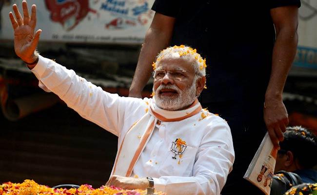 UP Chunav: भाजपा ने उत्तर प्रदेश में जीत का पूरा श्रेय प्रधानमंत्री नरेंद्र मोदी को दिया