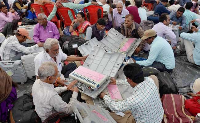 गाजियाबाद निकाय चुनाव 2017: आज से नामांकन, सभी दलों ने झोंकी पूरी ताकत